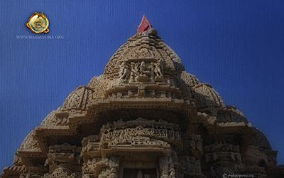 Rukmini temple, Dwaraka.
